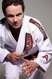 Kimono Jiu-Jitsu Arm Lock Alvejado Adulto